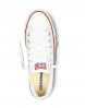 Converse All Star Chuck Taylor low белые 3