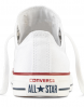 Converse All Star Chuck Taylor low белые 4