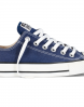Converse All Star Chuck Taylor low синие  1