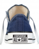 Converse All Star Chuck Taylor low синие  3