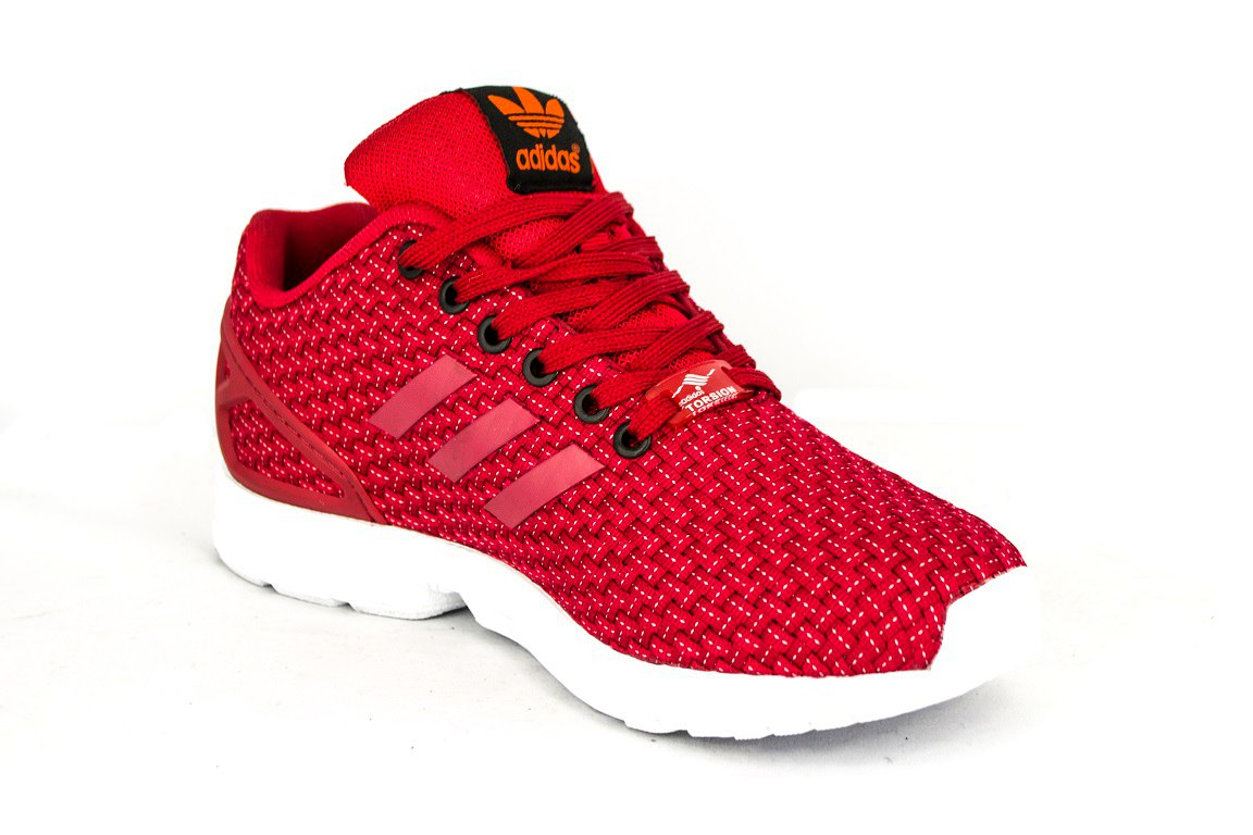 Adidas ZX Flux Red 3