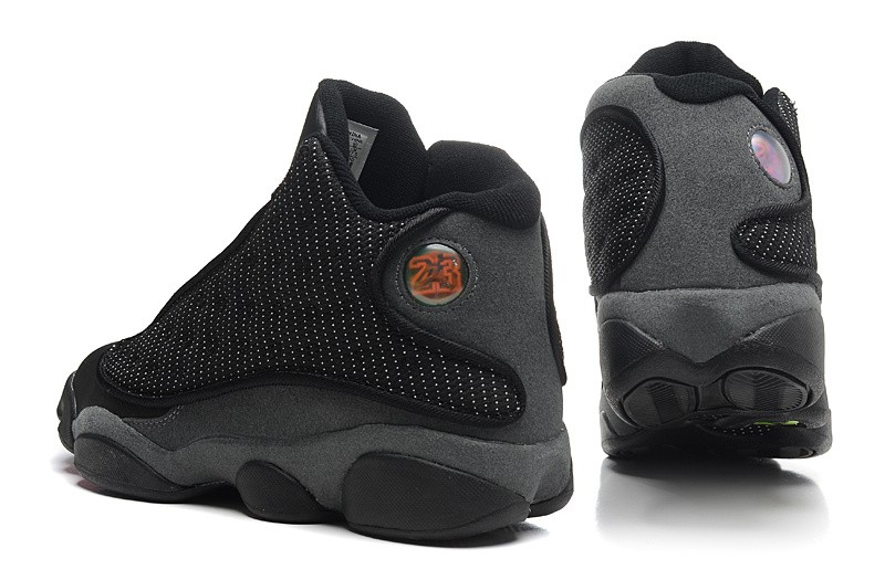 Sale-Cheap-Air-Jordan-13-Retro-All-Black-Online-2