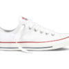 Converse All Star Chuck Taylor low белые 1