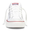 Converse All Star Chuck Taylor low белые  2