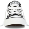 Converse All Star Chuck Taylor low черно-белые 4