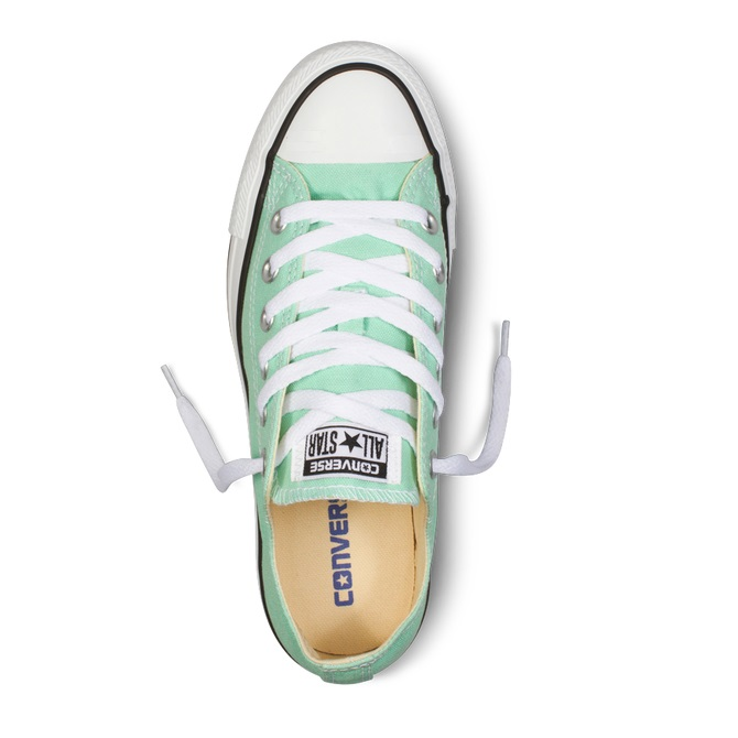 Converse All Star Chuck Taylor low лайм (36-40) 4