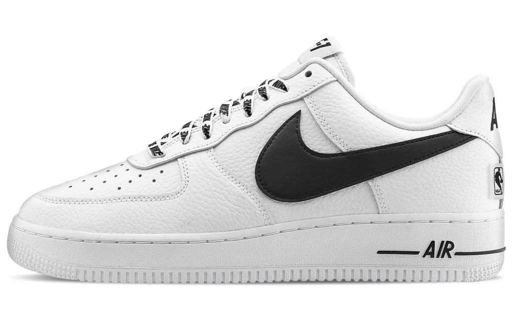 a9ad0171 Nike Air Force 1 Low NBA White - Кроссовки AIR FORCE 1 '07 LV8