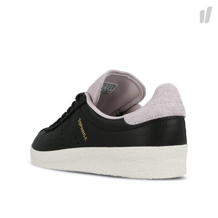 adidas Topanga Clean Women Core Black Ice Purple Shoes — Adidas Women Shoes B83q3303 1039_2_LRG