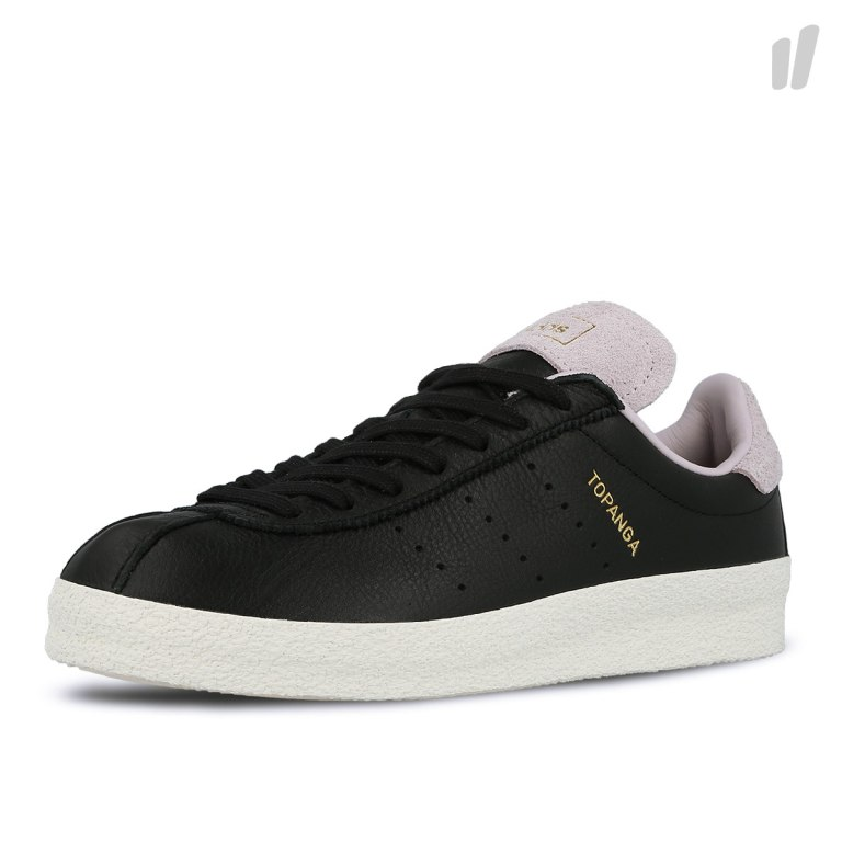 adidas Topanga Clean Women Core Black Ice Purple Shoes — Adidas Women Shoes B83q3303 1039_3_LRG