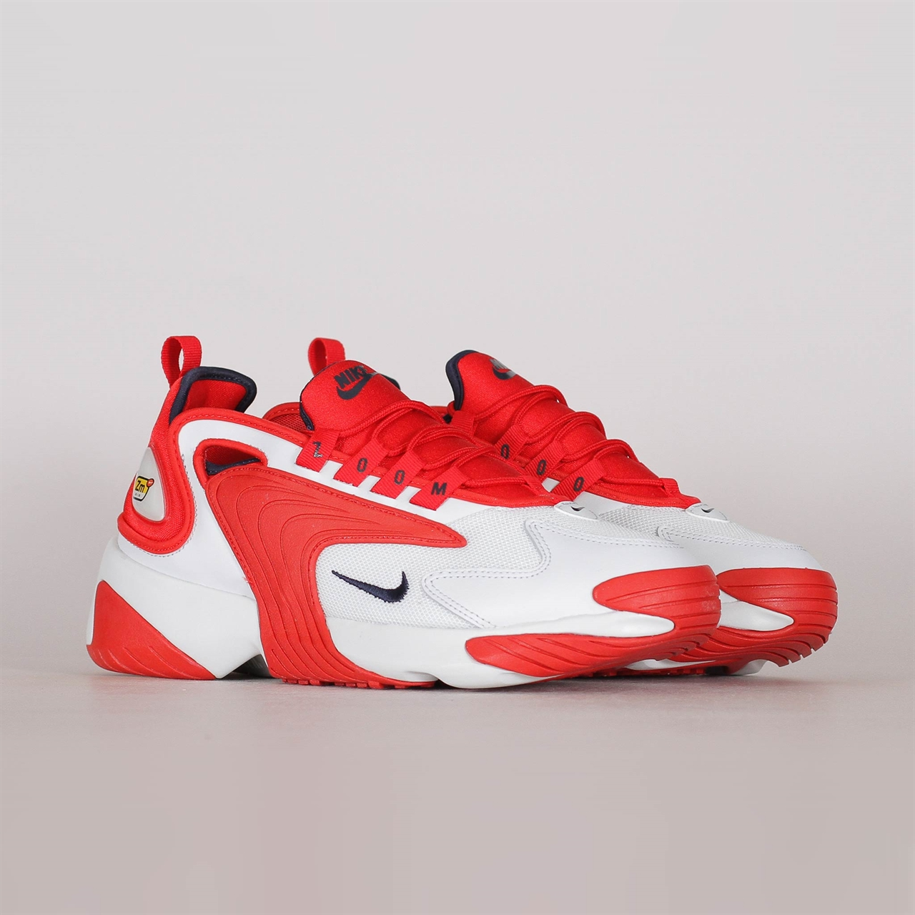 lace up in detailed pictures offer discounts Nike Zoom 2K White/Red (36-45)